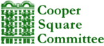 "Cooper Square Committee<div id=""survey""><a href=""https://herecomessolar.nyc/cooper-square"" target=""_blank"" rel=""noopener noreferrer"">· Sign Up for Solar ·</a>"