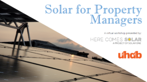 Solar for Property Managers